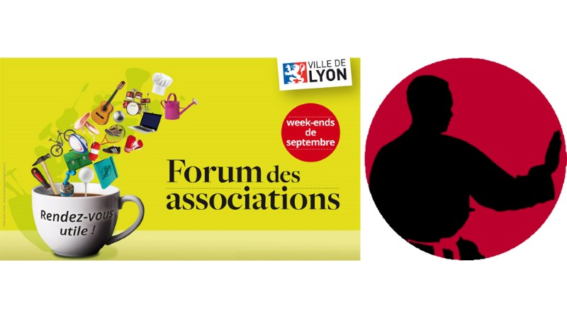 RDV : Forum des associations de Lyon 7